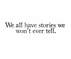 story, quote, and life image