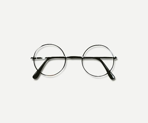 glasses, harry potter, and hp image