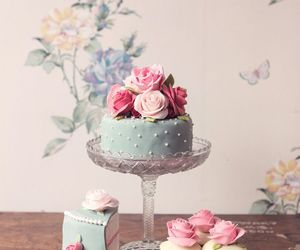 cake, patisserie, and gateau image