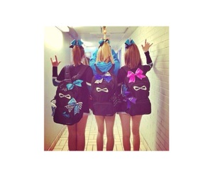 cheer, dance, and friends image
