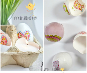 diy, easter, and recycling image