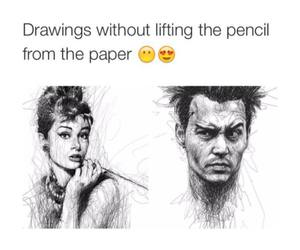 art, drawing, and amazing image