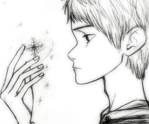 drawing, dreamworks, and jack frost image