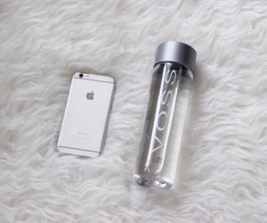 iphone, voss, and water image