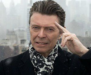 david bowie, legend, and musician image