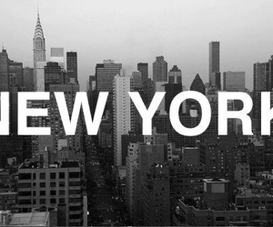 beautiful, new york, and black and white image