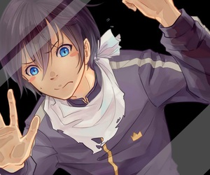 anime, yukine, and yato image