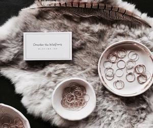 fashion, moda, and rings image