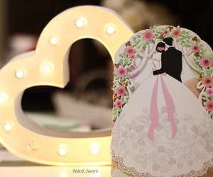 wedding and bride to be image