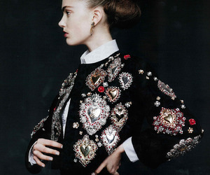 Dolce & Gabana, jacket, and embrodery image