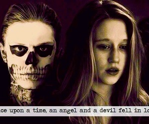 love, american horror story, and tate image