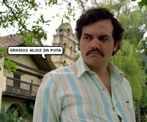 lol, wagner moura, and narcos image