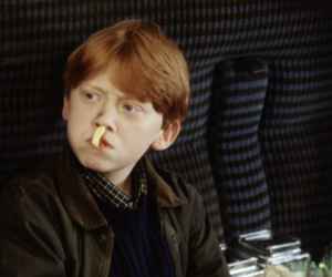 harry potter, ron, and ron weasley image