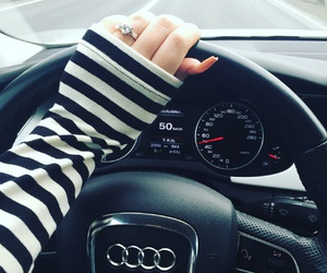 a4, audi, and ring image