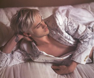 blond, boyd holbrook, and male model image