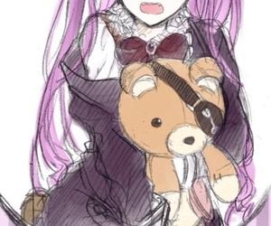 anime, diabolik lovers, and girl image