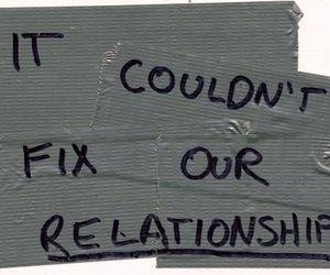 postsecret and Relationship image