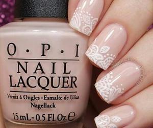 nails, cosmetics, and eyes image