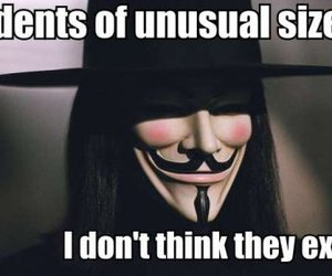 funny, v for vendetta, and princess bride image