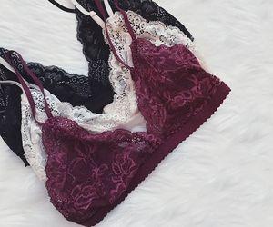 fashion, bra, and style image