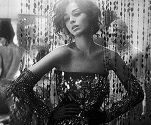 katy perry, black and white, and sexy image