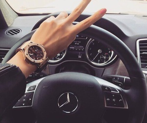 car, nails, and luxury image