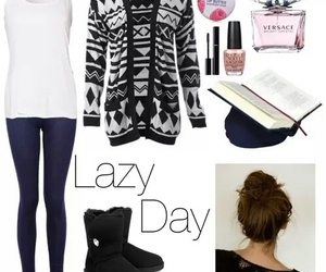 Lazy, outfit, and boots image