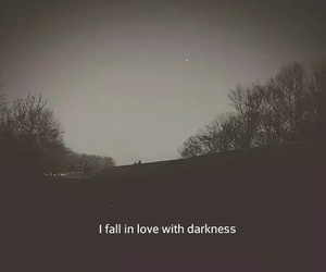 Darkness, grunge, and love image