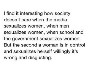 feminism and free society image