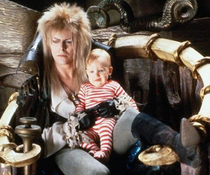 1970s, david bowie, and labyrinth image