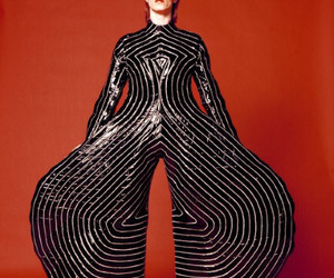 1970s, david bowie, and vintage image