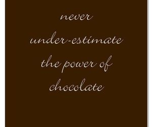chocolate, chocoholic, and chocolovers image