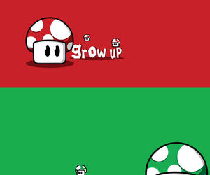 mario and funny image