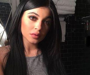 makeup, goals, and kylie jenner image