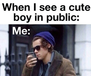 Harry Styles, funny, and one direction image