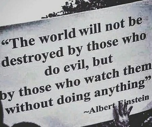 quotes, evil, and world image
