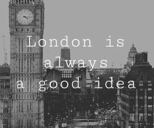 london and wanderlust image