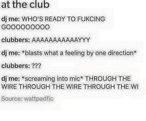 funny, what a feeling, and one direction image