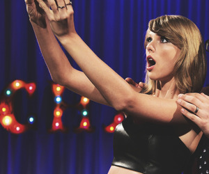 Taylor Swift and love image