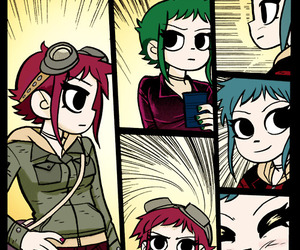 63 Images About Scott Pilgrim On We Heart It See More About Scott