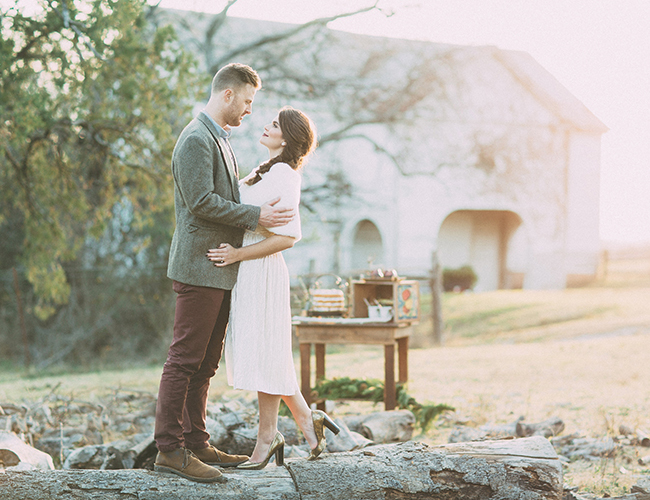 wedding, bride, and kiss image