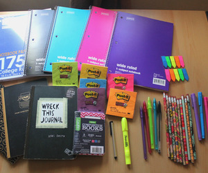 school supplies and backtoschoolwithrania image
