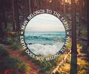 earth, nature, and quotes image