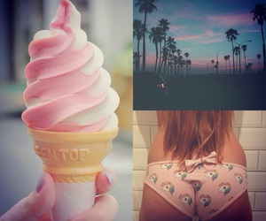 Dream, girl, and pink image