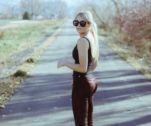 blogger, fashion, and street image