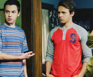 the fosters, gavin macintosh, and haiden byerly image