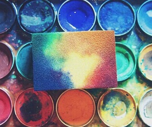 paint, art, and colors image