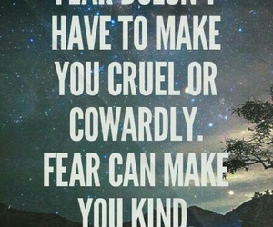 quote, doctor who, and fear image