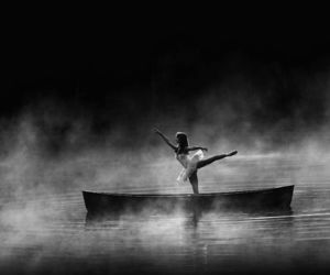 dance, ballet, and boat image