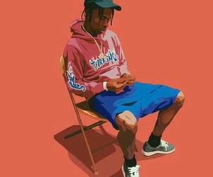 dope and travis scott image